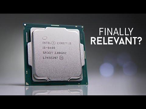 Intel's i5 8400 - The Value King?