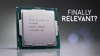 Intel's i5 8400 - The Value King?