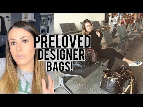 cef10ef1f3f7 WHERE   HOW TO BUY PRE-LOVED OWNED DESIGNER BAGS! - YouTube