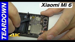 Xiaomi Mi6 Teardown Repair Guide