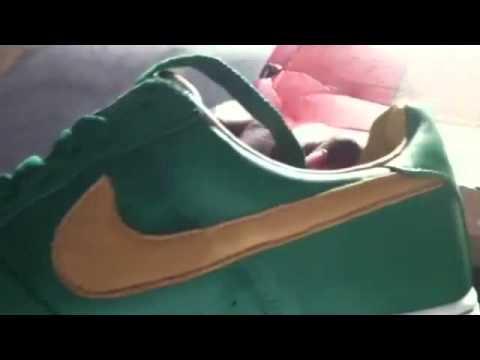 80139f38143f6b Nike Air Force 1 Low LTD Lebron James KixionaryTV - YouTube