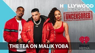 Jason Lee Drops the Tea on Malik Yoba on Hollywood Unlocked [UNCENSORED]