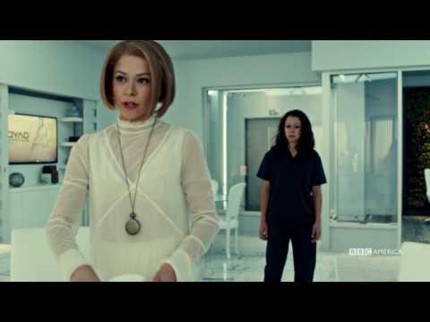 Orphan Black Final Trip Exclusive   Sarah vs Rachel  June 10 109c BBC America