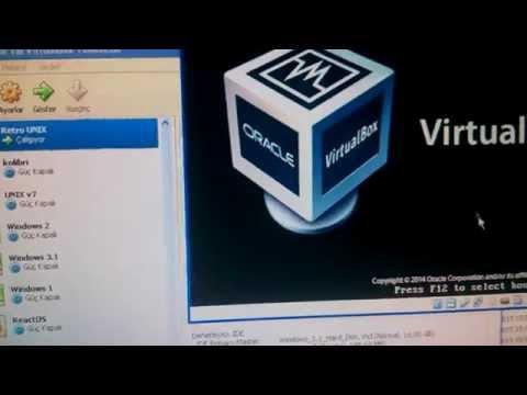 Retro UNIX 386 v1