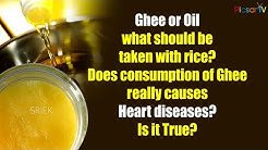 Ghee Healthy or Unhealthy? | Health and Fitness I CURRENT HEALTH ARTICLES I HEALTH RELATED ARTICLES