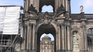 The City of Dresden, Saxony, Germany - July 2012 (HD)