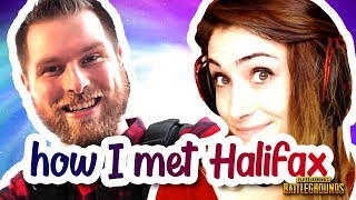 How Jowybear met Halifax ~ PUBG Gameplay
