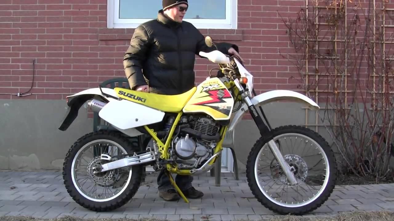 kickstart wiring harnes suzuki dirt bike [ 1280 x 720 Pixel ]