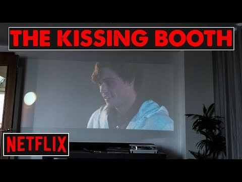 """Reacting to my role in """"The Kissing Booth"""" movie"""