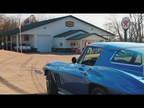An Original '66 Corvette Restoration With A Twist - PowerNation Episode 3