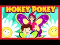 Hokey pokey kids dance song hokey pokey shake it all super simple rhymes mp3 indir