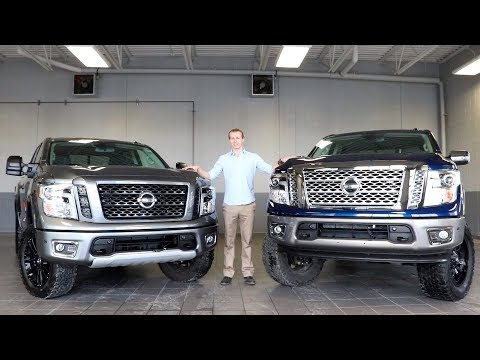 The Fish Creek Nissan Custom Touch // Modified Vehicles