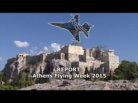 Report: Athens Flying Week 2015