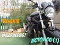 Motovlog en español (1) | ¡Presentación de la protagonista! | Suzuki Bandit 650