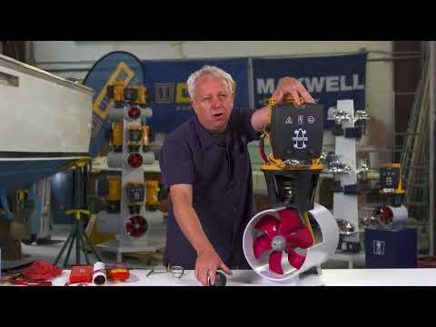 Bow Thruster maintenance part 1