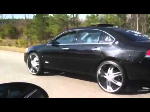Impala Ss On 24 S Youtube