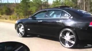 impala ss on 24 s