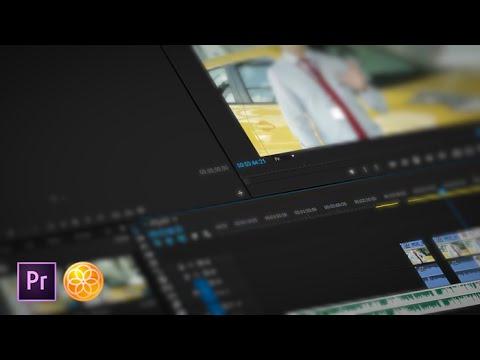 Синхронизация видео и аудио: PluralEyes и Premiere Pro