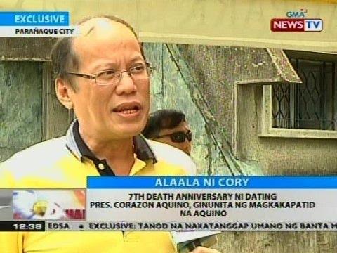 Sona Ni Dating Pangulong Corazon Aquino