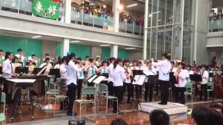専修大学附属高等学校吹奏楽部 泉祭 Part2