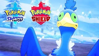 Pokémon Sword & Shield - Official Camping, Character Customization, And New Pokemon Reveal Trailer