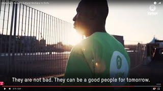 Mahamadi, Oxfam's Cultural Mediator in Sicily