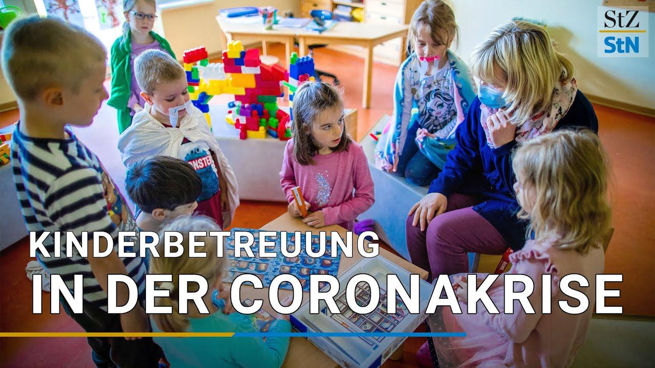 Kinderbetreuung Corona
