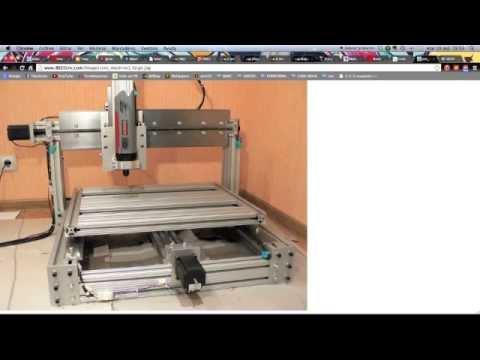 Mecanizado de escudo harley davidson en fresadora cnc for Mesa fresadora casera