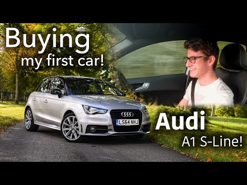 Buying my Dream First Car: The Audi A1 S-Line!