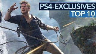 Die besten Spiele für Playstation 4