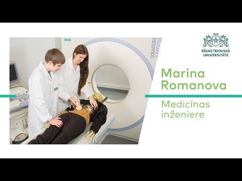 Piesakies par ēnu RTU medicīnas inženierei Marinai Romanovai Ēnu dienā 2020!