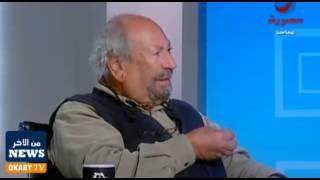 لفظ خارج من «سعد الدين إبراهيم» على الهواء .. فيديو