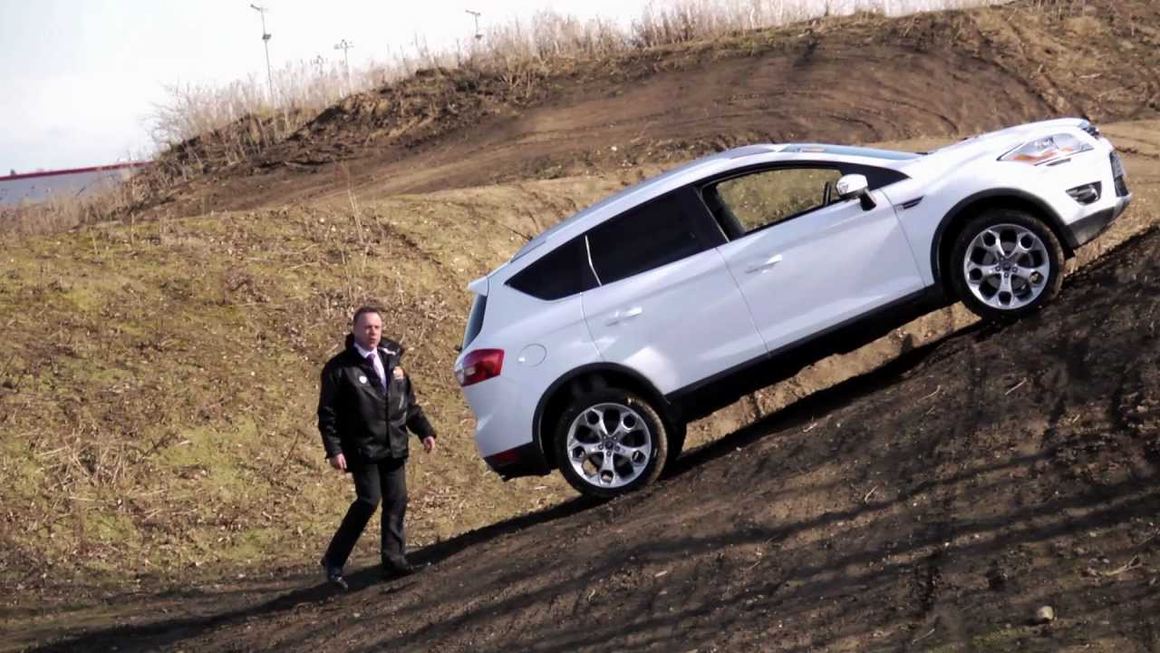 Motorpoint Test Drive Ford Kuga Youtube