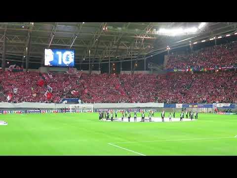 UEFA Champions League 2017/18 - Aufstellung RB Leipzig vs. AS Monaco