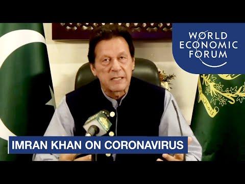 Imran Khan: The world must cooperate to avoid the economic destruction of the coronavirus pandemic