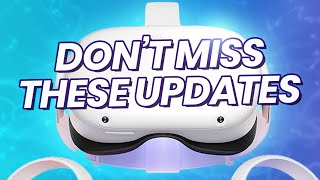 EXCITING Oculus Quest 2 Updates! 120Hz Release DATE, Is Quest 2 Pro Coming? PC VR Streaming And More