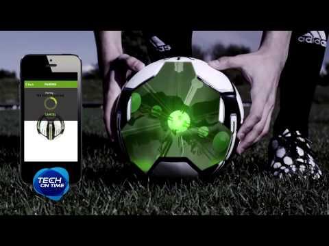 CES 2015 : Adidas Smart Ball ลูกฟุตบอลอัจฉริยะมีเซ็นเซอร์รอบตัว