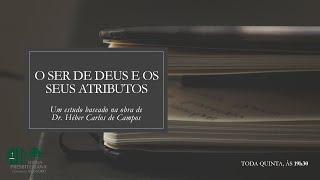 Capítulo 10 - A Infinidade de Deus