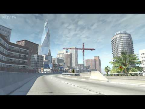 BeamNG.Drive - West Coast USA Preview