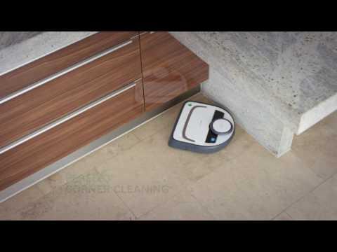 Vorwerk Kobold VR200 Robot Vacuum Cleaner: How it works in your home