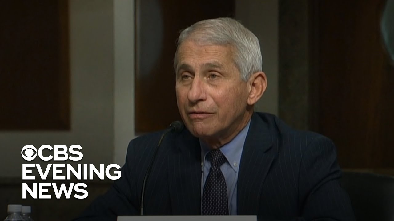 Rand Paul and Anthony Fauci argue over theories about COVID ...