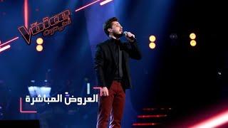 بالفيديو| الحلاق يبهر الجمهور بأغنية