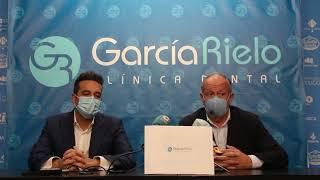 Video García Rielo amplía o compromiso de patrocinio co CB Breogán en ACB