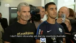 Futbolista australiano fue liberado