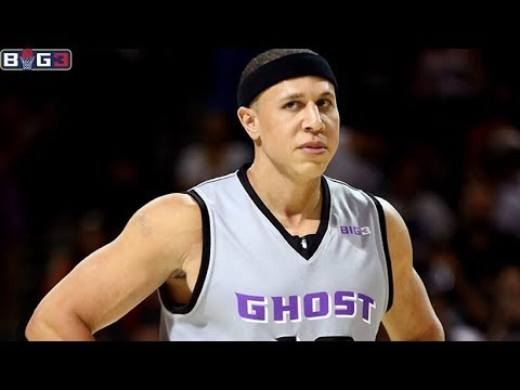 Mike Bibby Offense Highlights / BIG 3 / Season 1 / BIG 3 Basketball