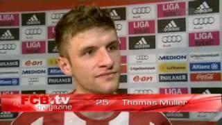 Die Interviews nach dem Bochum Spiel