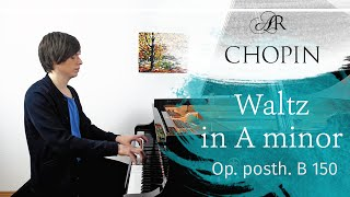 Chopin - Waltz in A minor (posth.) B150 (No. 19)