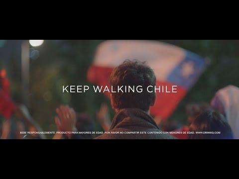 #Keep Walking Chile