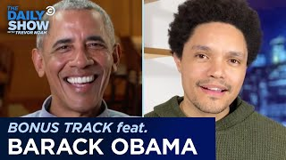 Bonus Track feat. President Obama | The Daily Social Distancing Show