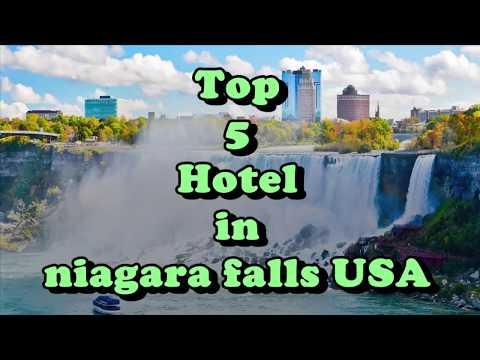 Top 5 Best Hotels In Niagara Falls, USA